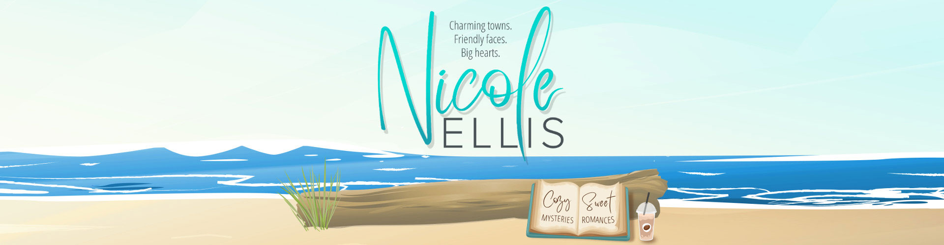 Nicole Ellis Author