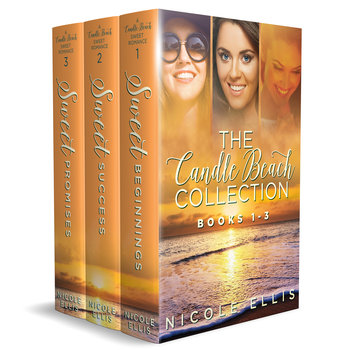 Candle Beach Collection: Books 1-3