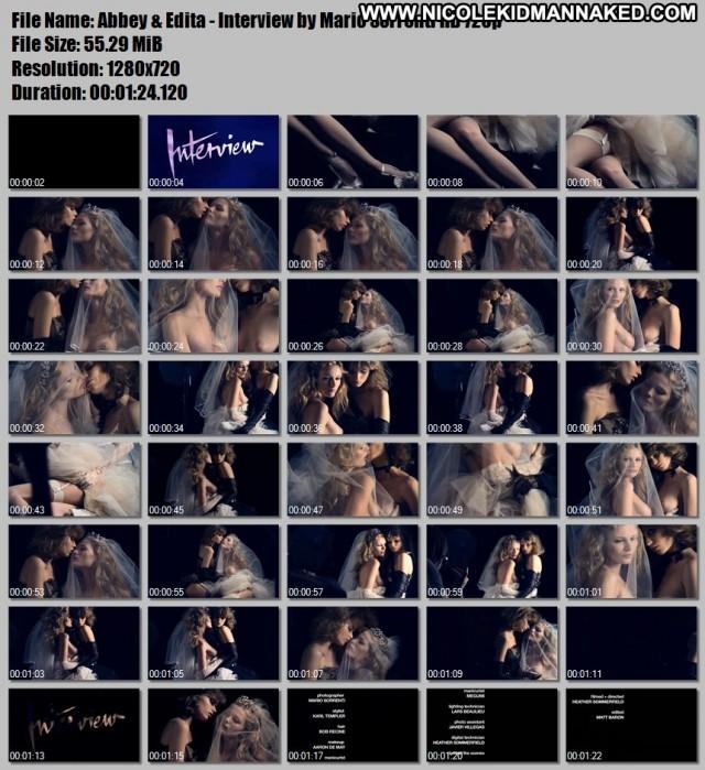 Edita Vilkeviciute Nude Sexy Scene Interview Magazine On Set
