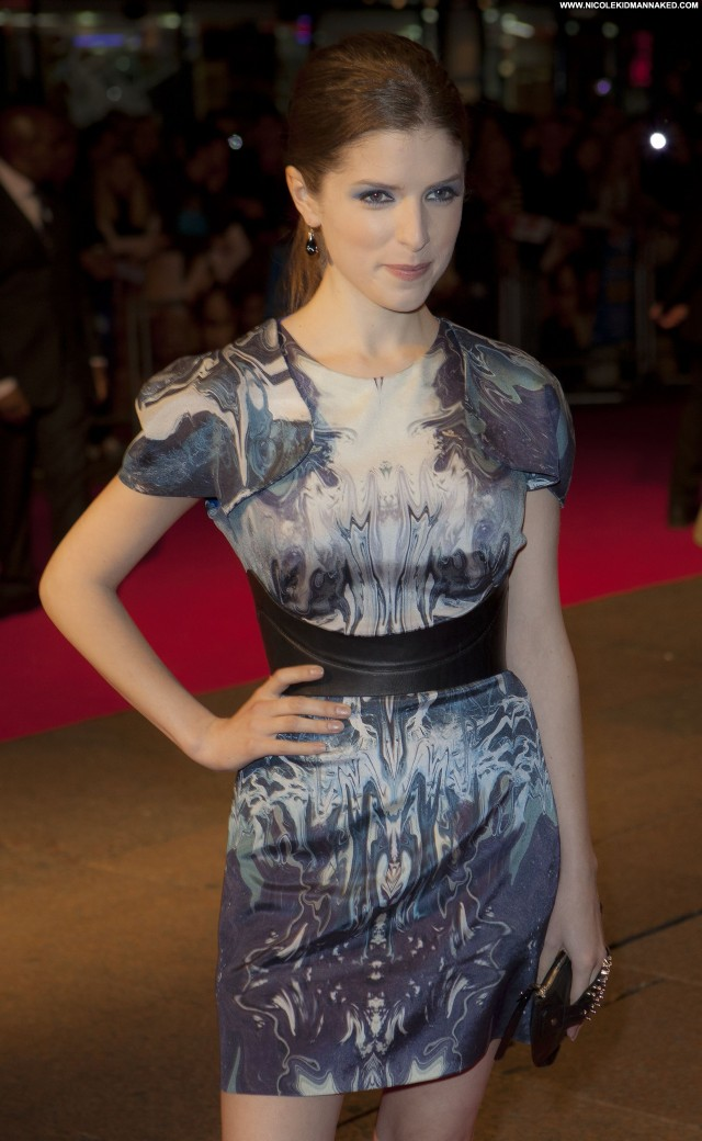 Anna Kendrick Celebrity Babe Beautiful London Posing Hot Uk High