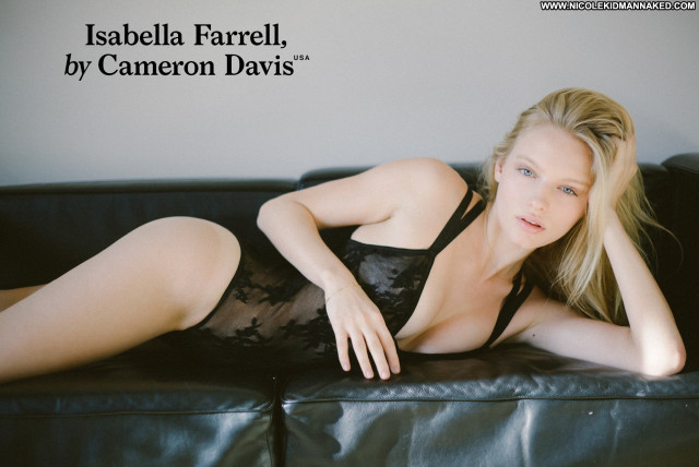 Isabella Farrell Cameron Davis Posing Hot Model Fashion Photoshoot