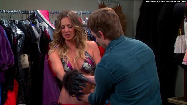 Kaley Cuoco Nude Sexy Scene The Big Bang Theory Tv Show Doll