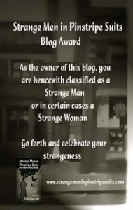The winners of the Strange Blog awards are!