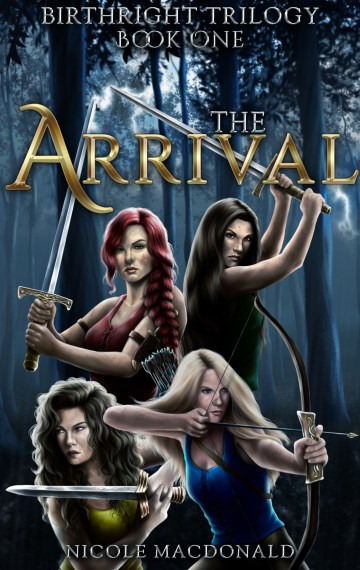 The Arrival – Book One of the BirthRight Trilogy
