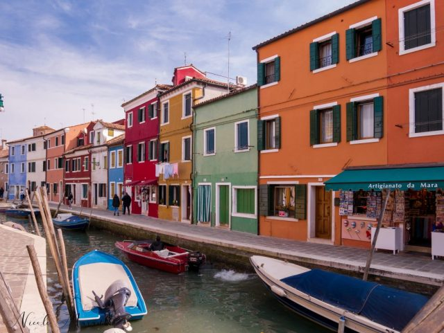 Burano, la città più colorata di Europa - Nicole Maranta