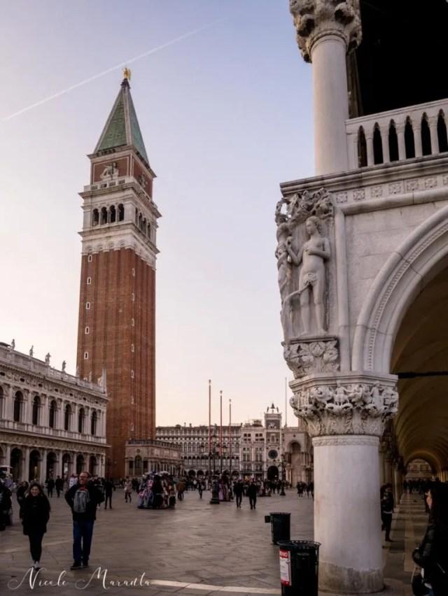 Piazza San Marco 1 - Nicole Maranta