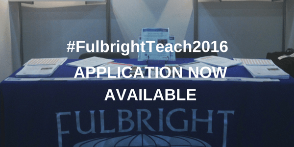 Tips for Applying for the Fulbright Distinguished Award in