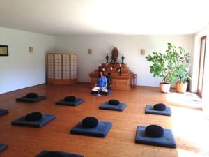 Kloster Meditationskurs