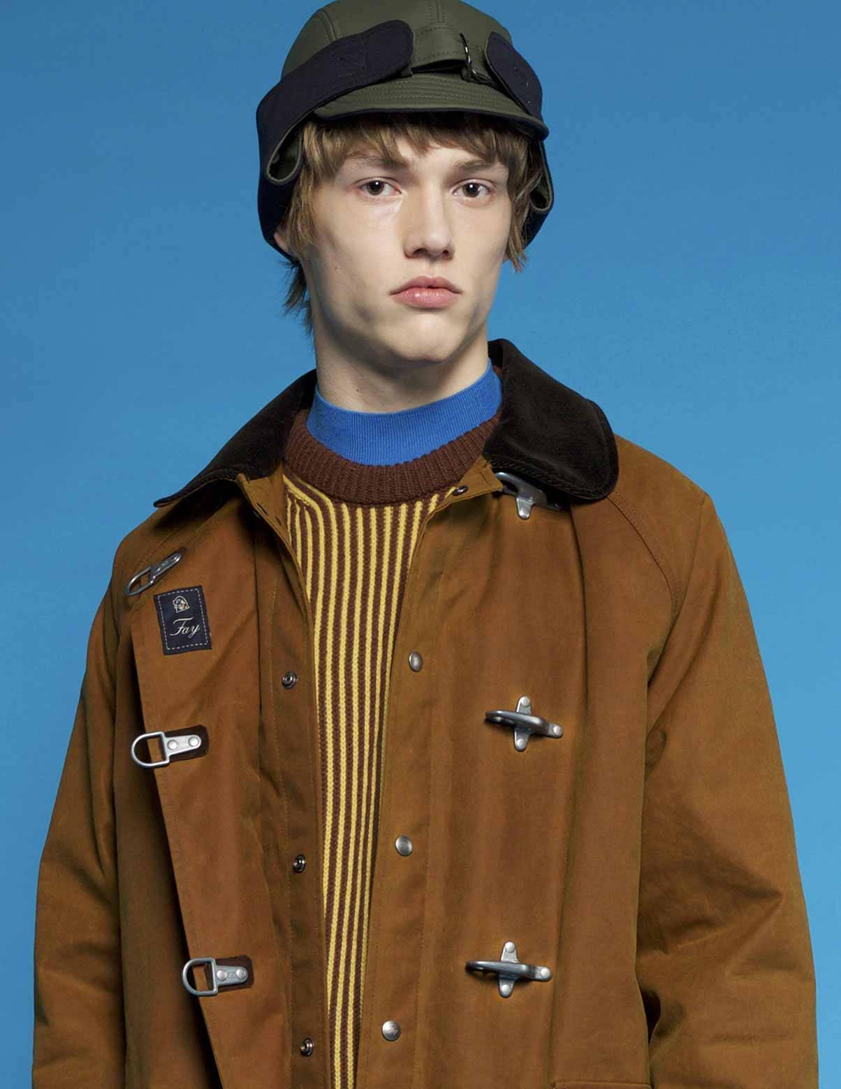 0b0ebdbf0c072 Tutti i giacconi invernali da uomo di marca visti sulle passerelle A ...