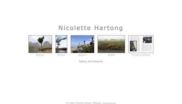 11 Nicolette Hartong