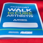 Walk to Cure Arthritis passport