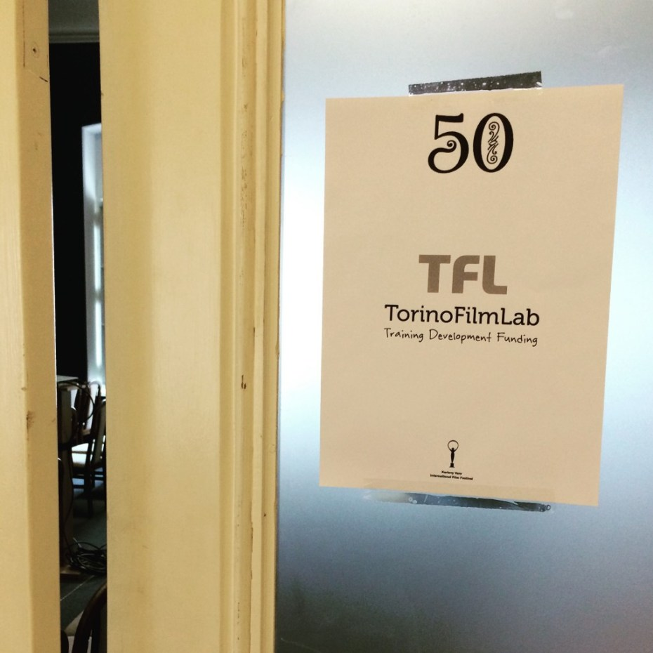 The 4th TorinoFilmLab Alumni Meeting at Karlovy Vary International Film Festival.