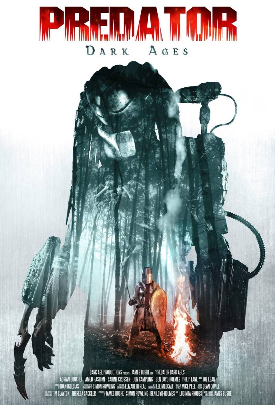 Poster for %22Predator Dark Ages%22