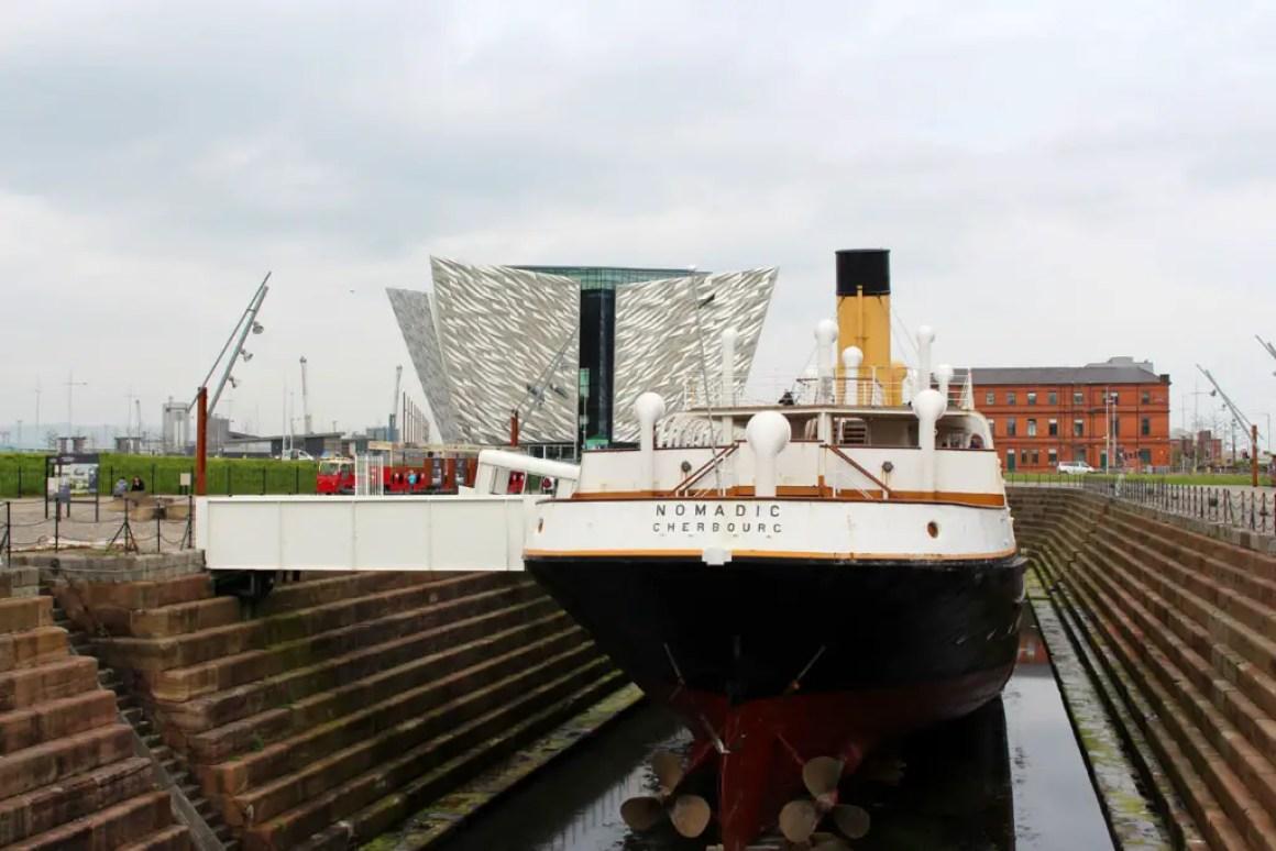 """titanic-experience-travel-tip-belfast-travel-tip-north-ireland-nomadic"