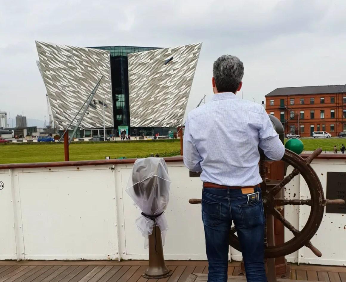 """titanic-experience-travel-tip-belfast-travel-tip-north-ireland-nomadic-nicolo-martin-travel-blog"