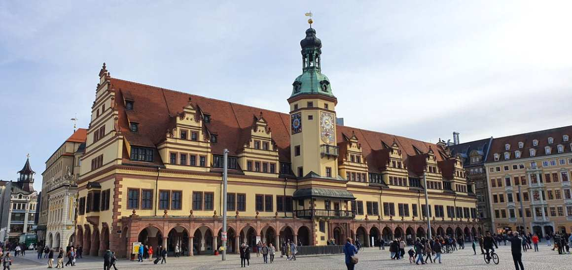 leipzig-attracties-oud stadhuis