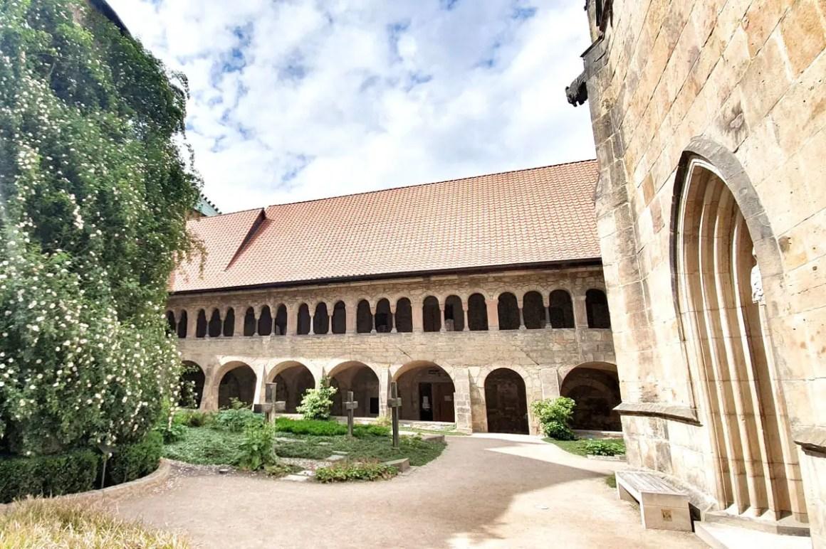 Klooster van de kathedraal van Hildesheim