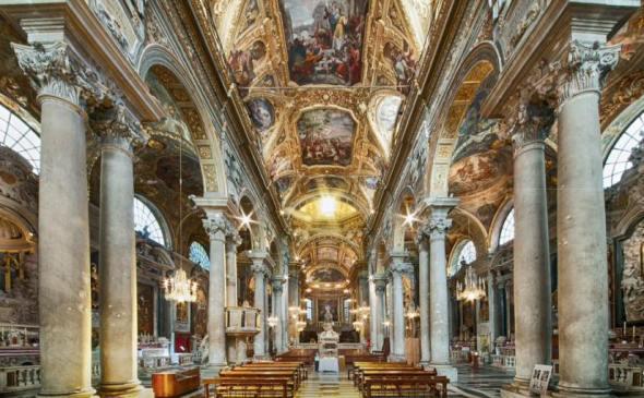 Basilica di Santa Maria delle Vigne, Genova…