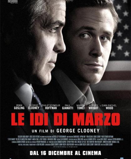 Le idi di marzo. Film di George Clooney
