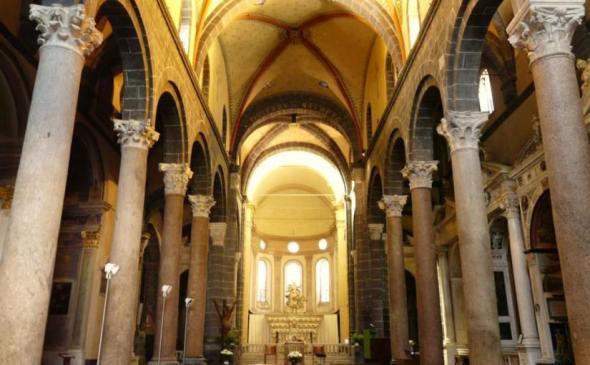 Santa Maria di Castello, Genova…