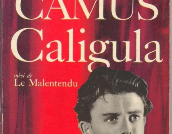 Albert Camus, Caligola