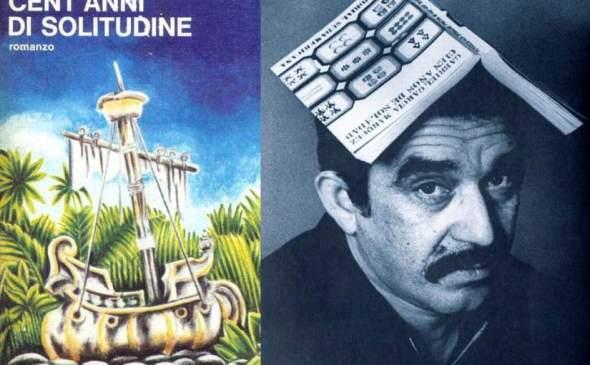 Gabriel Garcia Marquez, Cent'anni di solitudine