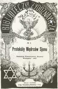 Un clamoroso falso storico: I Protocolli dei Savi di Sion