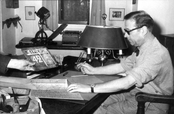 Aforisma Simenon
