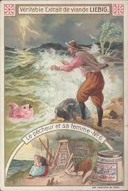 Il pescatore e la moglie (Fiaba in antico dialetto tedesco)
