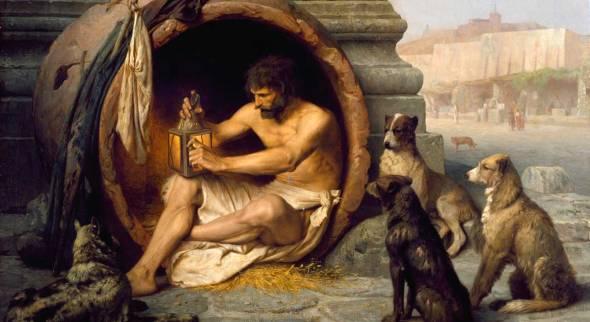 Cinismo Diogene