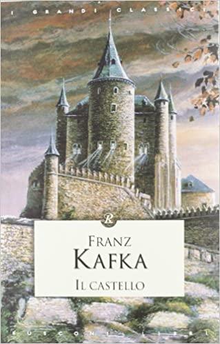 kafka il castello libro