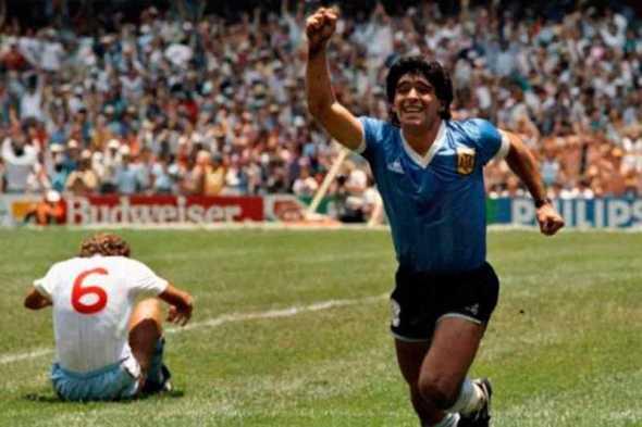 Maradona-Inghilterra