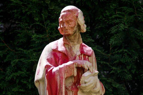 Aforisma Lec. Sulle vie del pensiero… Statue