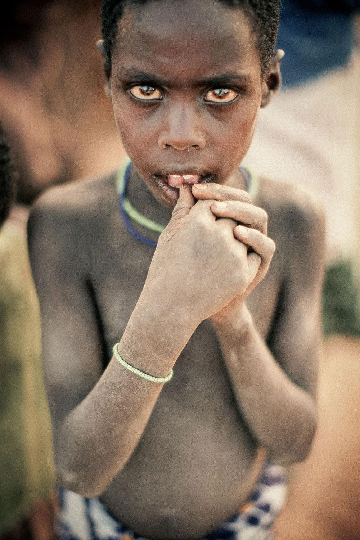 east africa boy