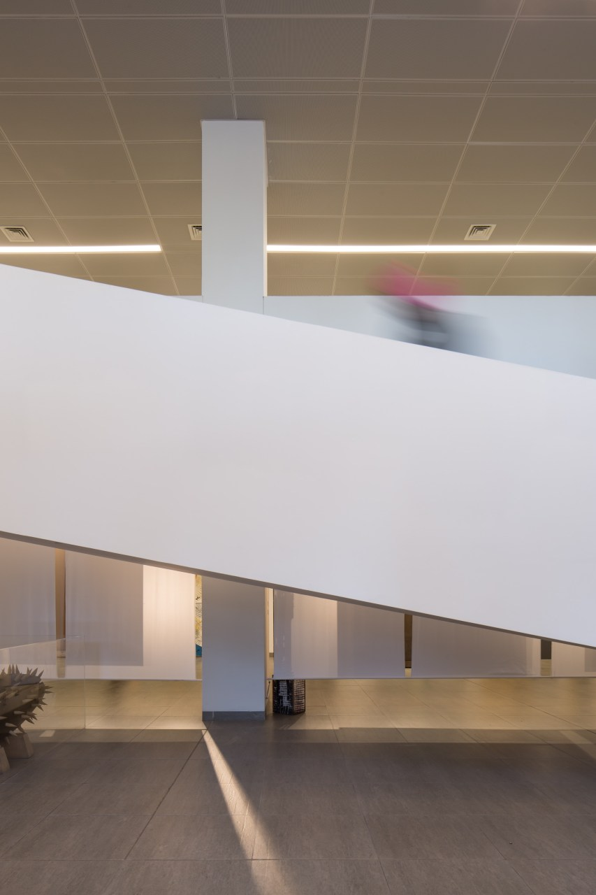 Lo Barnechea Civic Center by Gonzalo Mardones