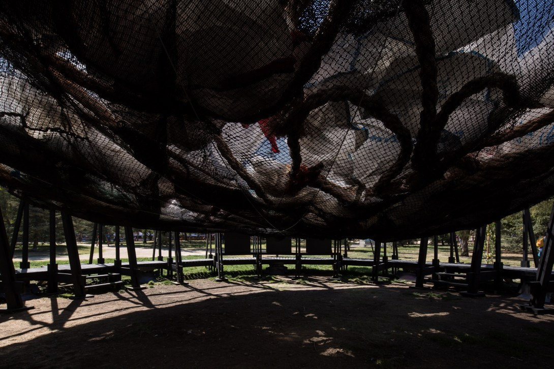 Inverted Dome by Guillermo Hevia Garcia + Pedro Pablo Gonzalez
