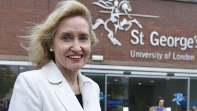 Principal of St George's elected Chair of Medical Schools Council