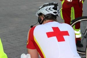 Vattenfall Cyclassics 2013, Rotkreuz Fahrradstaffel Luxemburg