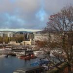 Norwegen und der Hafen von Oslo 2