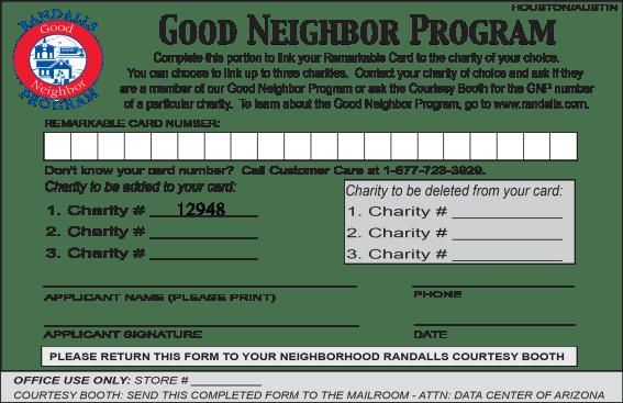 TT GN Enrollment Form