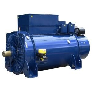 Generatori per marine  Nidec Industrial Solutions