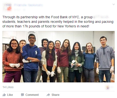 Repack Project for Food Bank of NYC – Nidhin Nishanth