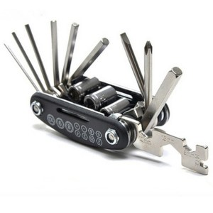 Steel16-in-1 Multi-Tool