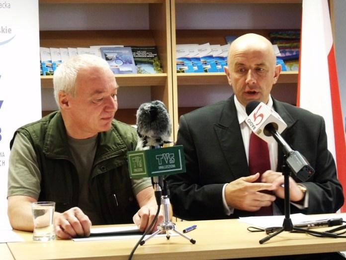 """Lokalna Grupa Rybacka """"rozdaje"""" kasę Niebywałe Suwałki 1"""