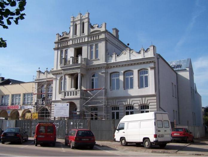 Muzeum pożycza Niebywałe Suwałki