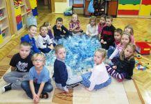Wolę wodę - suwalskie przedszkole włączyło się do ogólnopolskiej akcji Niebywałe Suwałki 20