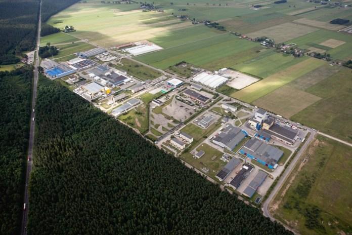 Szwedzki kapitał w Strefie Ekonomicznej Niebywałe Suwałki