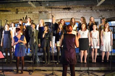 Suwałki Gospel Choir istnieje już 5 lat - fotorelacja z jubileuszu Niebywałe Suwałki 26