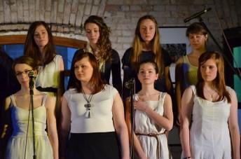Suwałki Gospel Choir istnieje już 5 lat - fotorelacja z jubileuszu Niebywałe Suwałki 29