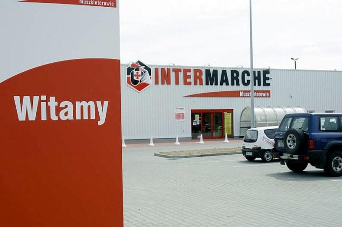 Intermarche zamiast galerii handlowej Niebywałe Suwałki 2